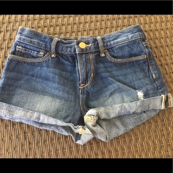 Old Navy Other - OLD NAVY DISTRESSED DENIM SHORTS
